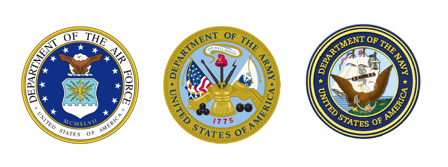 Department Of Navy Army And Air Force Announce 2017 Bank Of The
